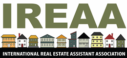 IREAAlogo INTRODUCING New Real Estate Assistant Organization